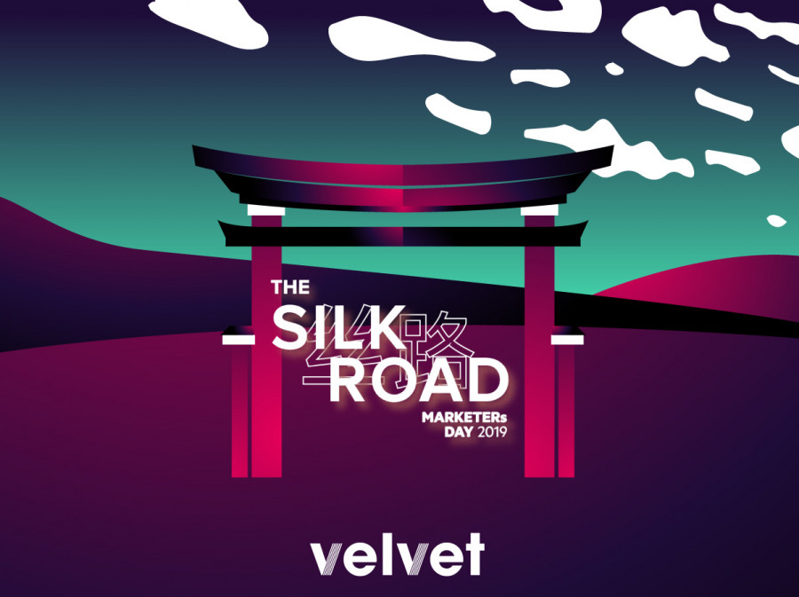 "Velvet Media a ""The Silk Road"" con Mkts Club"